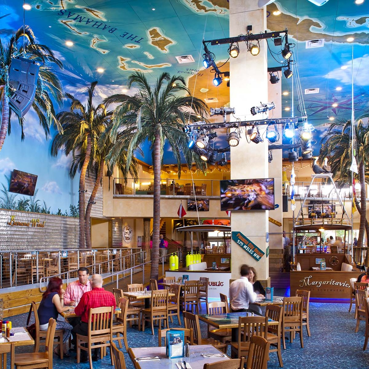 HOST, 9$/h, Jimmy Buffett's Margaritaville NJ, ATLANTIC ...